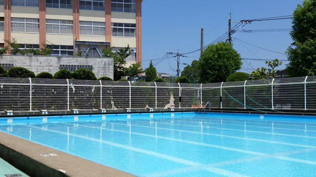 japan,school,pool,日本,プール